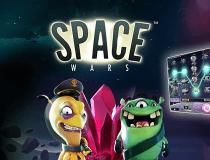 Space Wars – игровой онлайн аппарат от NetEnt
